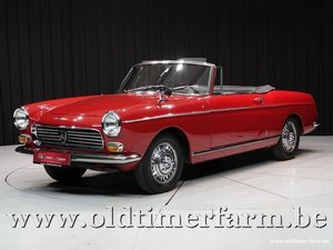 1965 Peugeot 404 Cabriolet '65 For Sale
