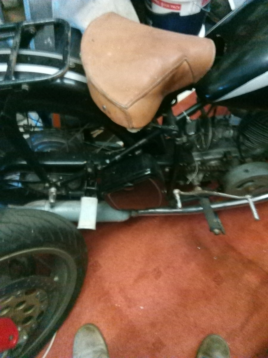1955 Barn find Peugeot griffon For Sale (picture 3 of 6)