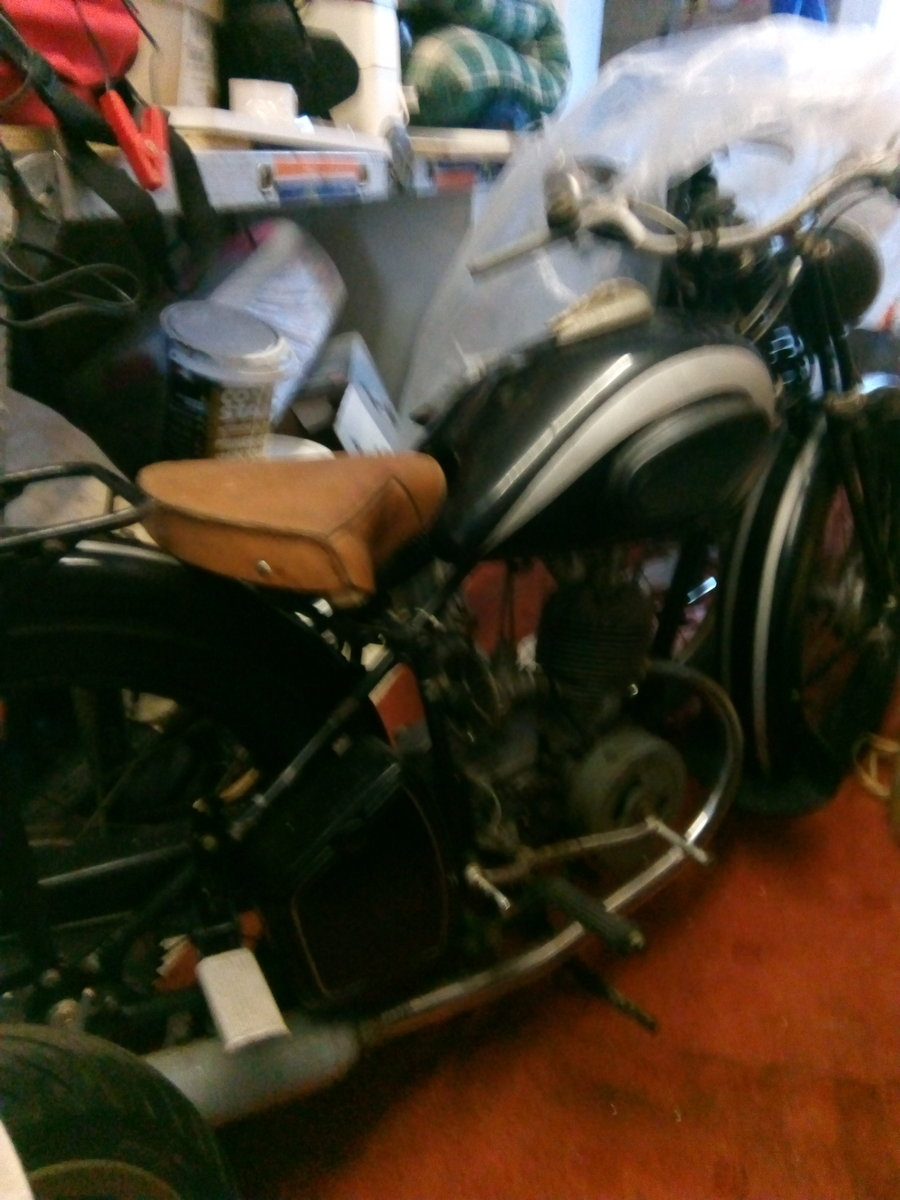 1955 Barn find Peugeot griffon For Sale (picture 4 of 6)