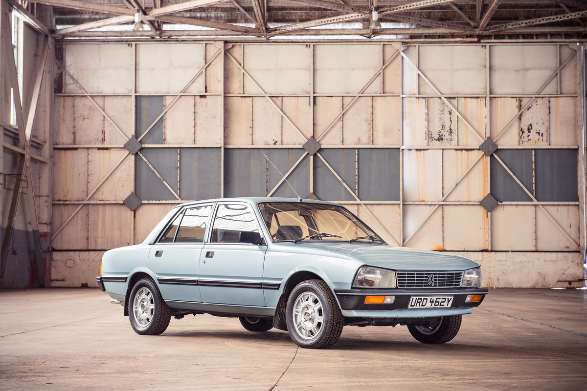 1983 Peugeot 505 STI:  7,900 miles For Sale (picture 1 of 6)