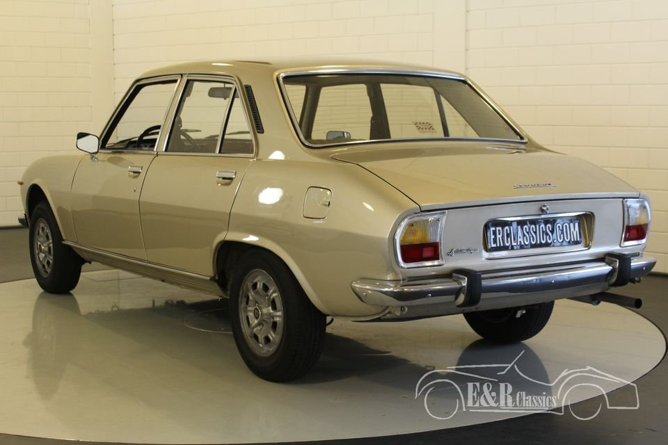 Peugeot 504 saloon 1978 sunroof automatic transmission For Sale (picture 4 of 6)