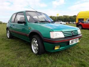 1991 Peugeot 205 1.9 GTI For Sale