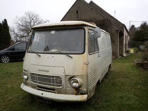 1978 French Peugeot J7 Van Ideal Project For Sale