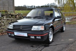 1990 Peugeot 309GTI 3dr,54,903 miles from new For Sale