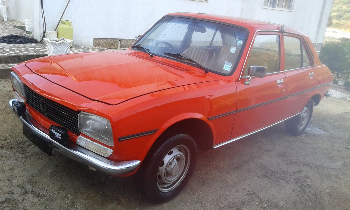 1981 Peugeot 504 GR Petrol  SOLD (picture 1 of 6)