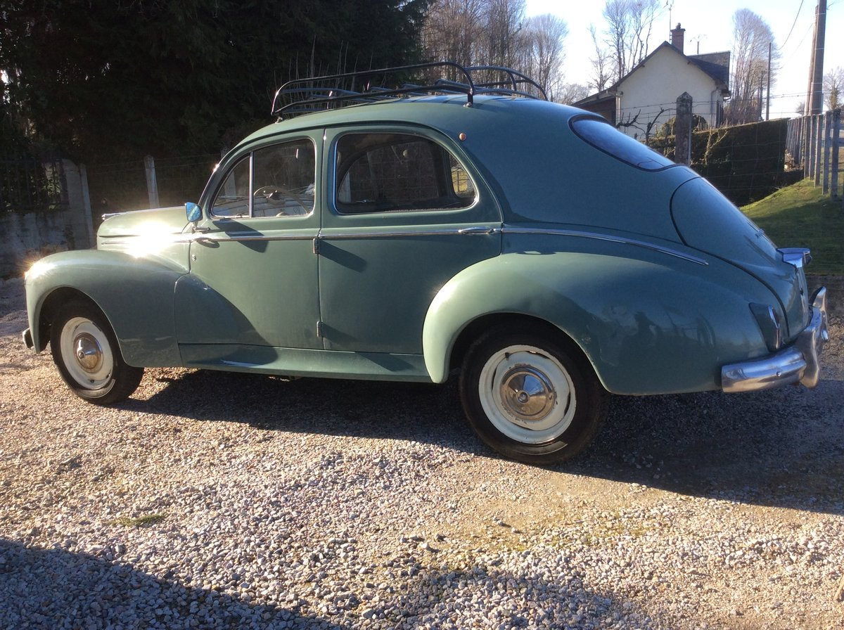 1955 Period Parisienne motoring For Sale (picture 1 of 3)