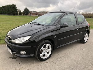 1999 Peugeot 206 gti 45k 1 lady owner For Sale