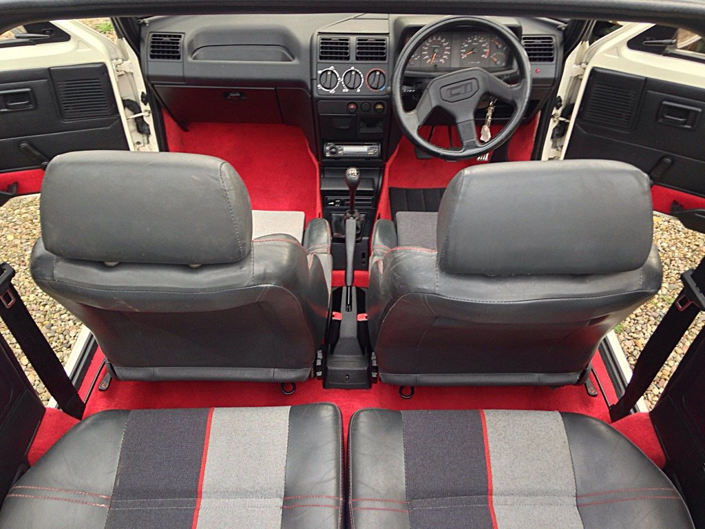 1991 Peugeot 205 1.9 GTi CTi For Sale (picture 2 of 6)