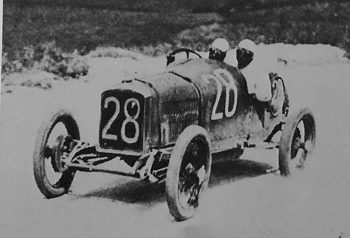 "Peugeot 153 BRA ""Targa Florio Racer"" Project 1924 For Sale (picture 1 of 6)"