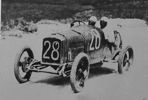 "Peugeot 153 BRA ""Targa Florio Racer"" Project 1924"