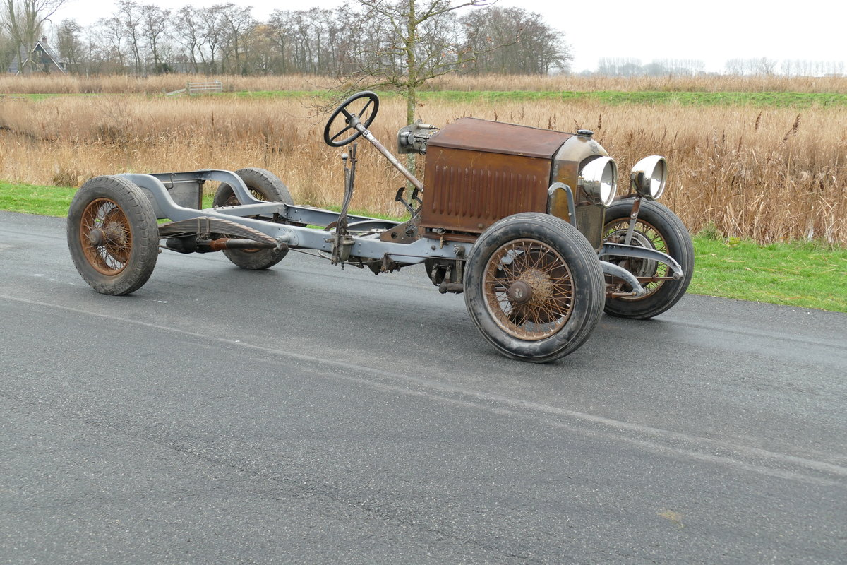 "Peugeot 153 BRA ""Targa Florio Racer"" Project 1924 For Sale (picture 2 of 6)"