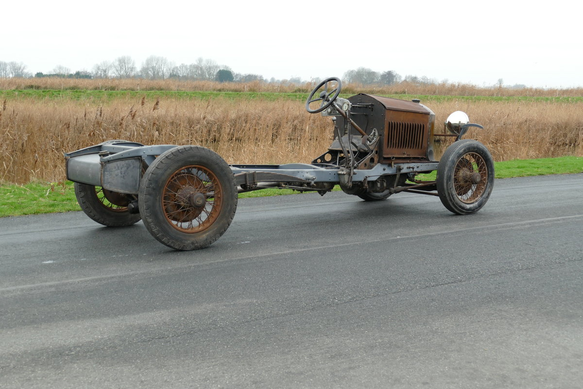 "Peugeot 153 BRA ""Targa Florio Racer"" Project 1924 For Sale (picture 3 of 6)"