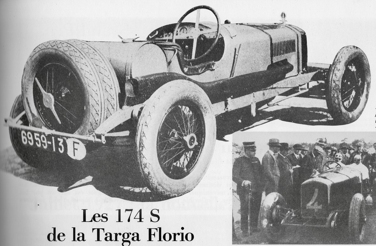 "Peugeot 153 BRA ""Targa Florio Racer"" Project 1924 For Sale (picture 5 of 6)"