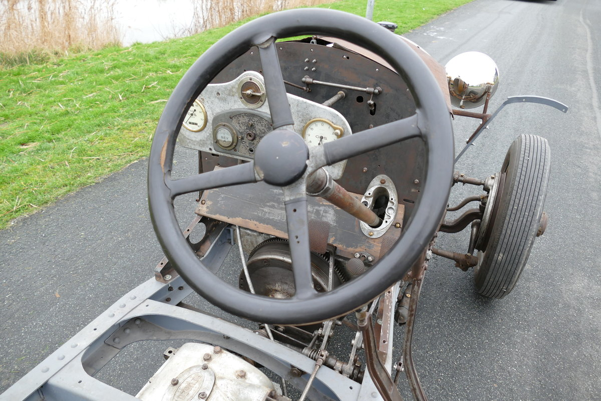 "Peugeot 153 BRA ""Targa Florio Racer"" Project 1924 For Sale (picture 6 of 6)"