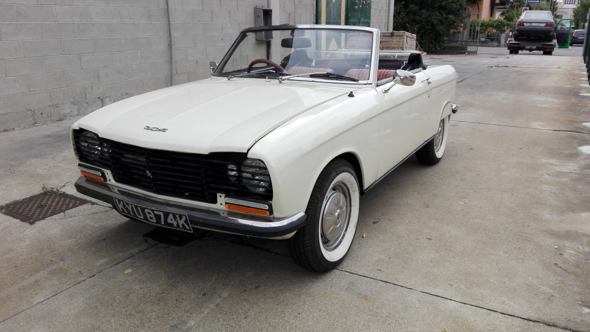 very nice 304 cabriolet For Sale (picture 1 of 6)