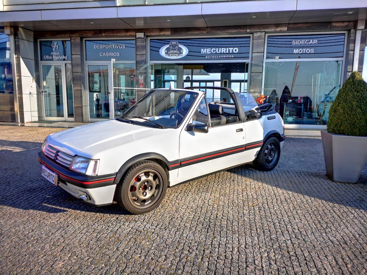 Peugeot 205 1.6 CTi - 1989 For Sale (picture 1 of 6)