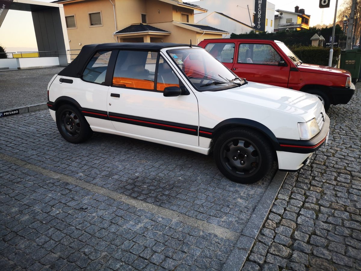 Peugeot 205 1.6 CTi - 1989 For Sale (picture 5 of 6)