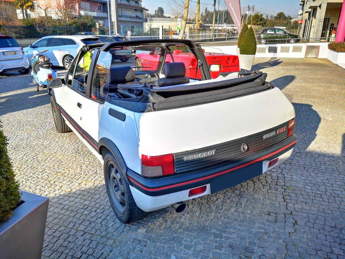 Peugeot 205 1.6 CTi - 1989 For Sale (picture 6 of 6)