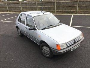 1989 Peugeot 205 1.1 GL - 60k - long MOT For Sale