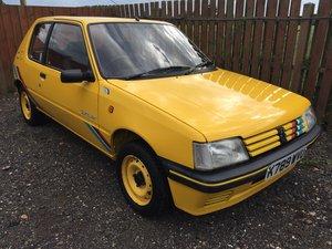 1992 Rare Peugeot 205 Rallye 67k For Sale