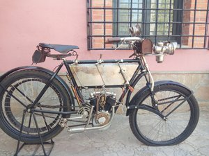 Peugeot twin 1907 For Sale
