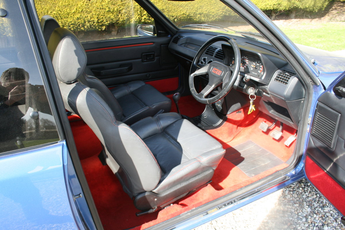 1991 Peugeot 205 GTi Mi16.. The ulimate GTi .  For Sale (picture 2 of 6)