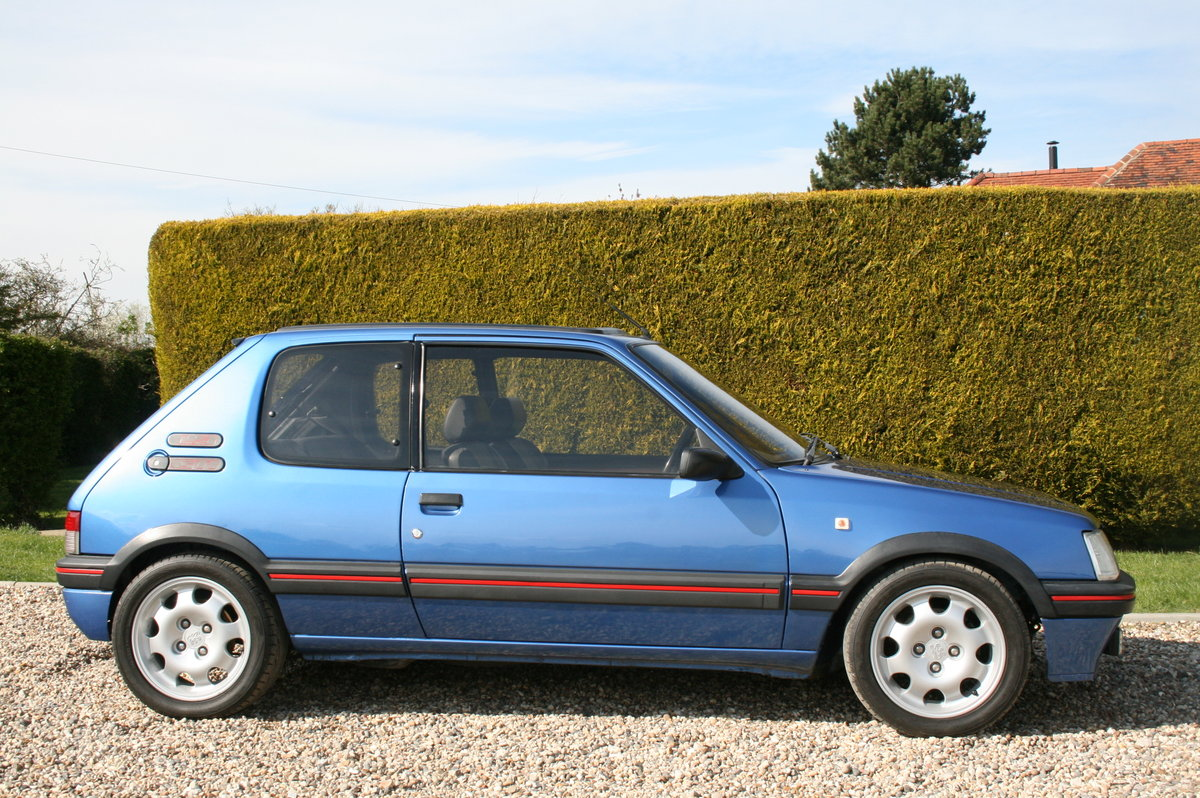1991 Peugeot 205 GTi Mi16.. The ulimate GTi .  For Sale (picture 6 of 6)