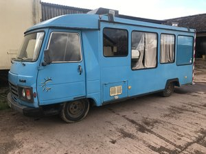 1985 PEUGEOT J9 MOBILE SHOP/CAMPER/EXHIBITION TRUCK ETC For Sale