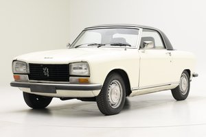 PEUGEOT 304 CABRIOLET S, 1974 For Sale by Auction