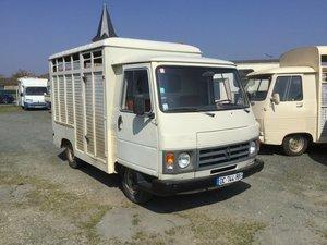 1984 Peugeot J9, Diesel, new MOT, ready to drive! For Sale