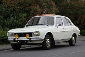 Peugeot 504 GLD Sedan Diesel, 1975 SOLD