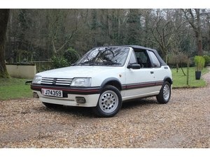 1991 Peugeot 205 1.9 CTi 2dr ULTRA RARE LOW MILES EXAMPLE For Sale