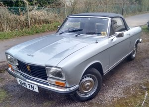 1974 Peugeot 304 S For Sale by Auction