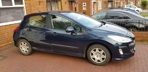 Peugeot 308 1.6 HDI, 2009, manual, diesel, 5 dr For Sale