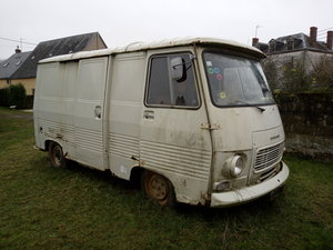 lassic 1978 French Peugeot J7 Van Ideal Project HY For Sale