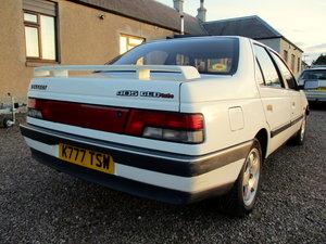 1992 Phase 1 Peugeot 405 1.8GLDT