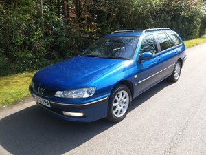 2003 Excellent Low Mileage Example. Just 105,000 Miles SOLD