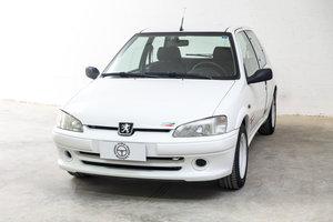 1998 Peugeot 106 Rallye *Original Km*