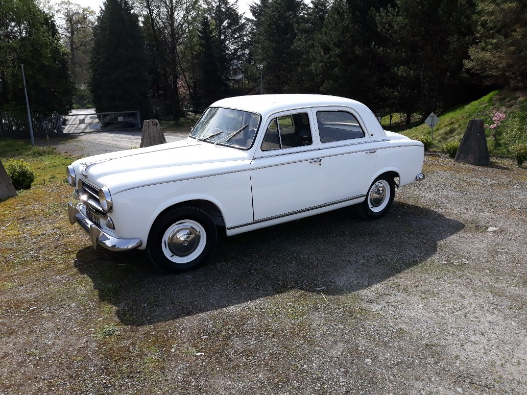 1959 Peugeot 403 RHD For Sale (picture 2 of 6)
