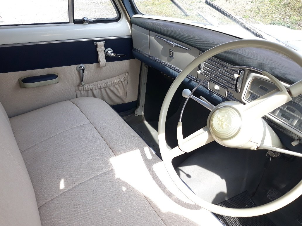 1959 Peugeot 403 RHD For Sale (picture 4 of 6)