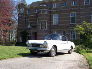 1967 Peugeot 404 Cabriolet Injection '67