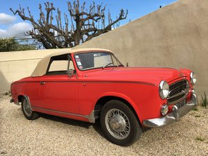 1959 Peugeot 403 Cabriolet For Sale
