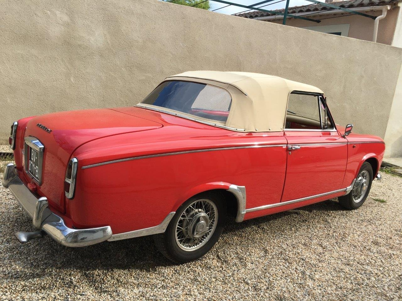 1959 Peugeot 403 Cabriolet For Sale (picture 2 of 6)