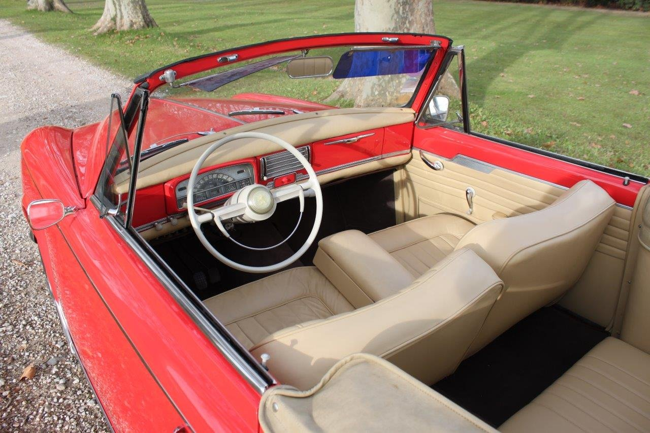 1959 Peugeot 403 Cabriolet For Sale (picture 5 of 6)