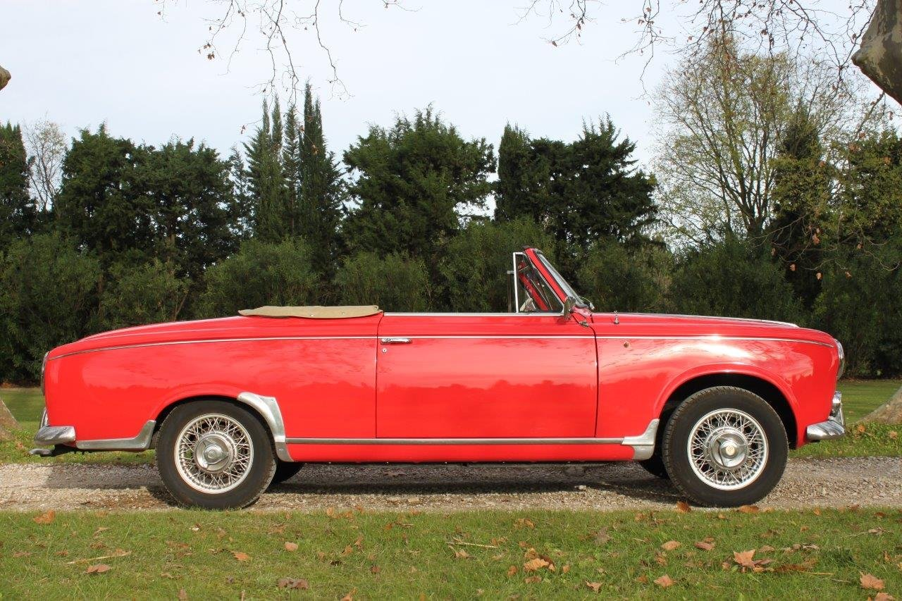 1959 Peugeot 403 Cabriolet For Sale (picture 6 of 6)