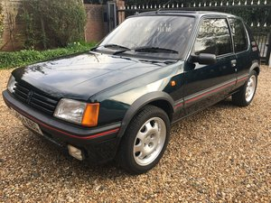 1990 Peugeot 205 GTI 1.9 - 1 of 300 Special Edition For Sale