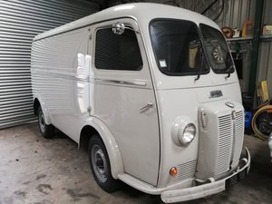 Excellent 1954 Peugeot D3A van in lovely condition