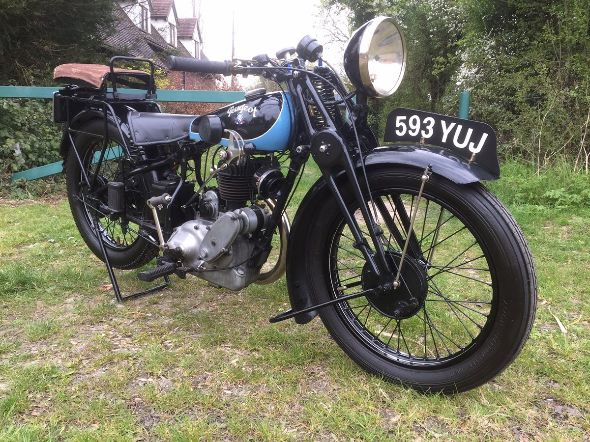 1933 Peugeot P108SL Very Original Matching numbers For Sale (picture 1 of 6)
