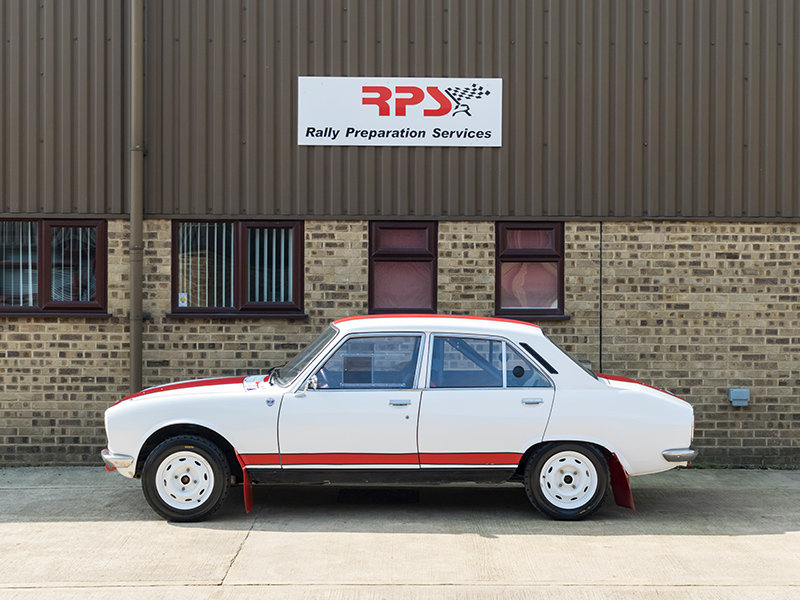 1972 2.0 Peugeot 504 Long Distance Classic Rally Car For Sale (picture 3 of 6)