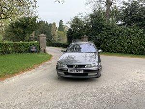 2001 Peugeot 406 3.0 V6 Estate